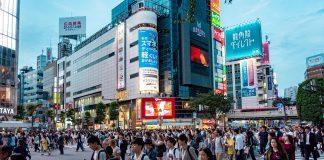 Japan shibuya Tokyo