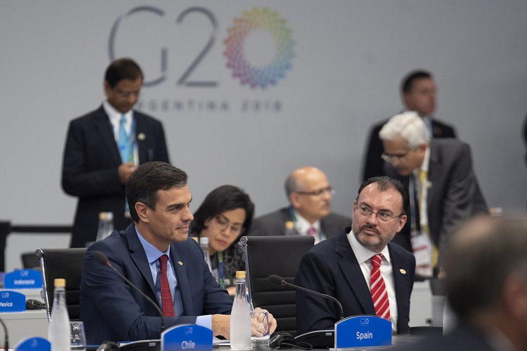 Miembros del G20 discuten sobre los riesgos de las criptomonedas.