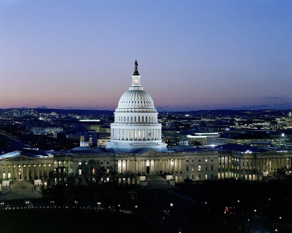 EEUU capitol hill USA Congreso